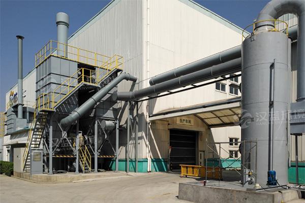 石家莊價格實惠的工業廢氣RTO蓄熱式焚燒爐出售_廠家供應有機廢氣蓄熱燃燒設備