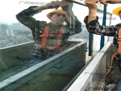 广州幕墙维保服务——广州鑫海建筑幕墙工程提供的幕墙维保服务服务专业