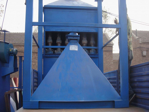 哈尔滨旋风收尘设备_河北高质量的旋风除尘器供应