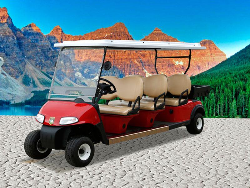 环保的景区观光车-易安德电动车专业供应景区观光车