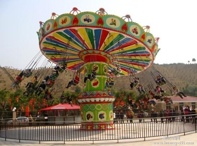 上海摇头飞椅游乐设备价格,英博游乐摇头飞椅游乐设备专业品质