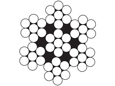 划算的胶带钢绳(结构6×7 IWC)推荐|好用的胶带钢绳