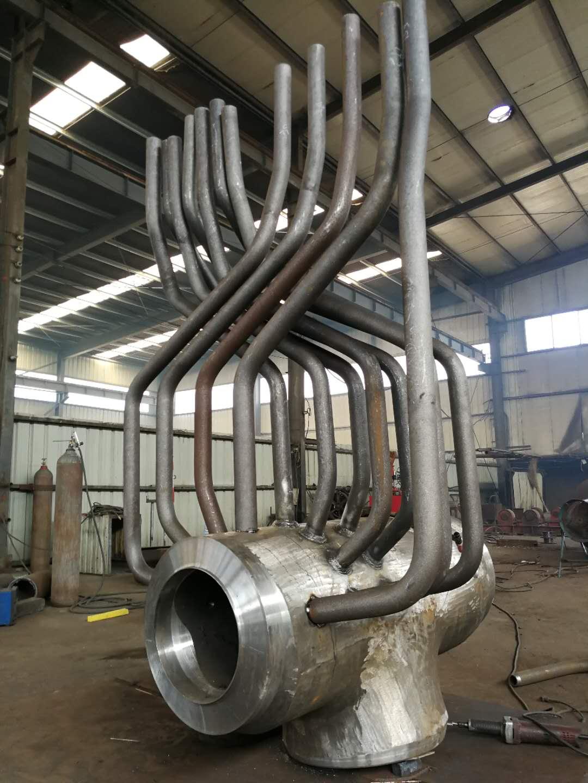 哪里能买到好用的外贸出口合金管件_实体生产厂家东方锅炉厂