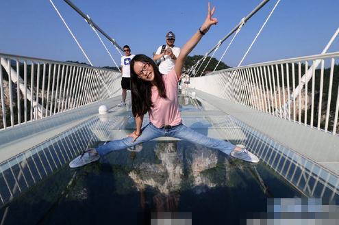PB4线:张家界+玻璃桥+天门山、玻璃栈道;精品三日结伴游