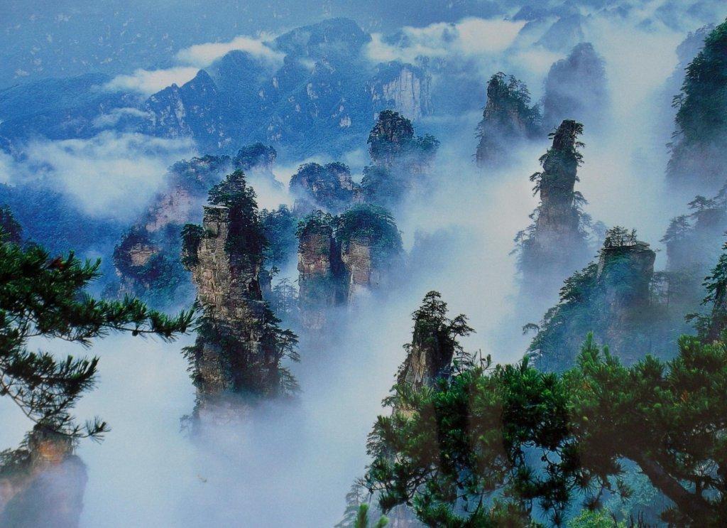 张家界旅游 湖南专业的张家界结伴游厂家