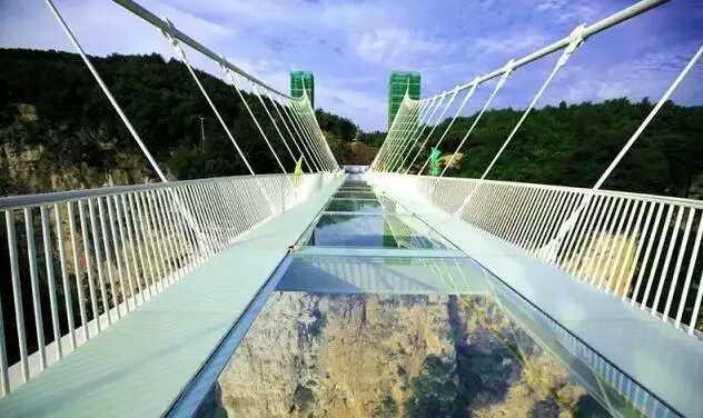PC3线:张家界+大峡谷玻璃桥+天门山;精品四日结伴游