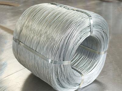 供应宿迁划算的热镀锌钢丝 高性价热镀锌钢丝