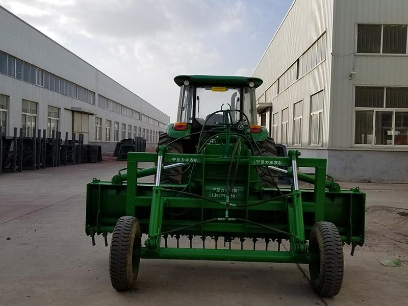 石嘴山播種機廠家電話-寧夏力豐農機制造供應高質量的寧夏播種機