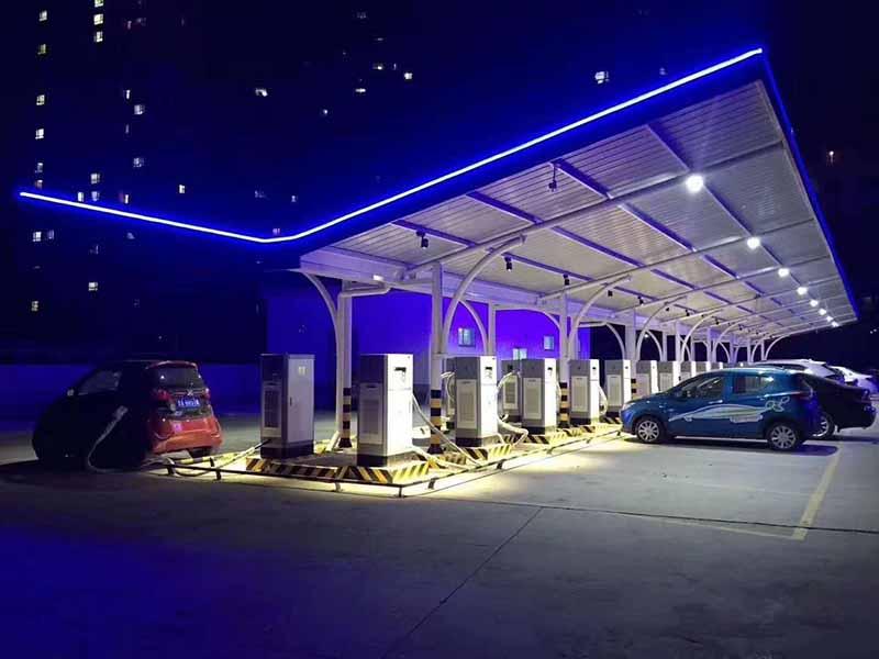 甘肅太陽能發電工程-想買實惠的充電樁就來甘肅祺能電力