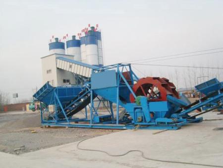 筛沙机设备厂家 专业的筛沙机设备供应商_双昊环保