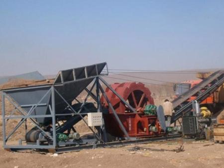 优质的筛沙机设备供应信息——洗砂机设备厂家