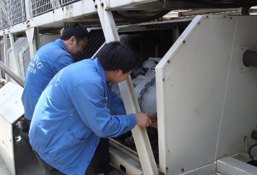 中央空调安装电话-资深的中央空调维修就选建华家电制冷维修部