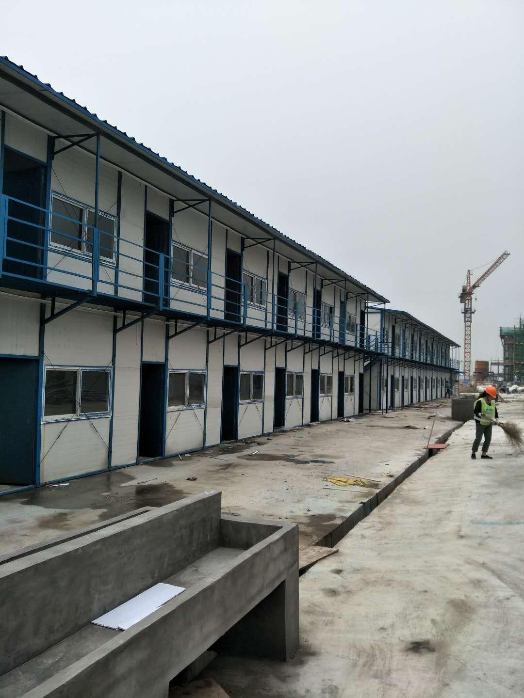 专业的活动房回收优选安昌钢结构工程|黄浦活动房回收批发