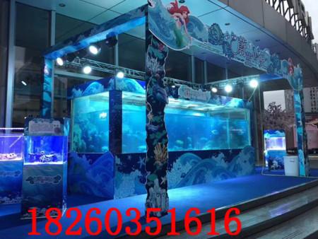 精彩美人鱼表演举办|高峰展览专业提供美人鱼表演