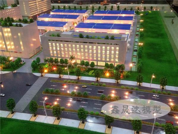 南宁工业园规划模型-工业园规划模型专业设计制作
