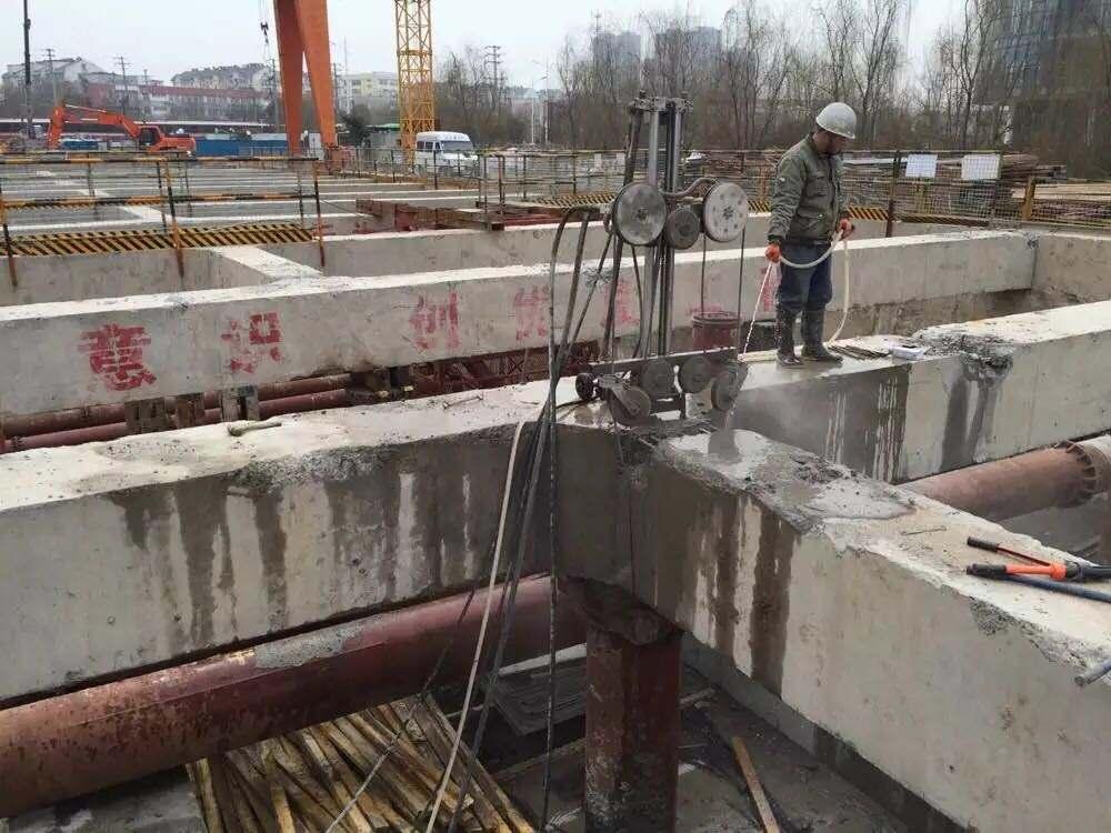 寧夏混凝土切割-銀川可信賴的混凝土切割公司