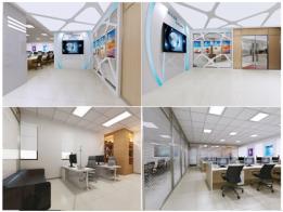 和泰裝飾-濟南+青島辦公室設計裝修方案 為您報價