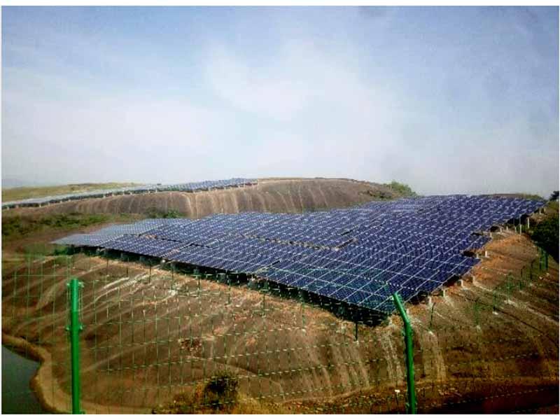 兰州太阳能光伏发电-光伏发电对未来的发展有哪些好处?
