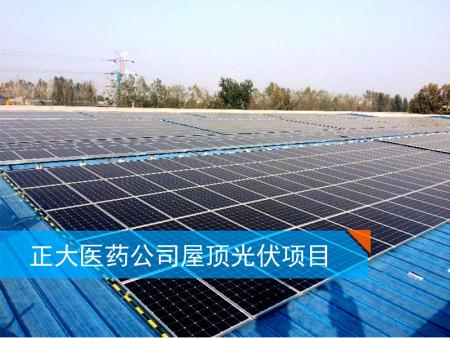 兰州分布式光伏发电-太阳能光伏发电系统分为哪几部分?