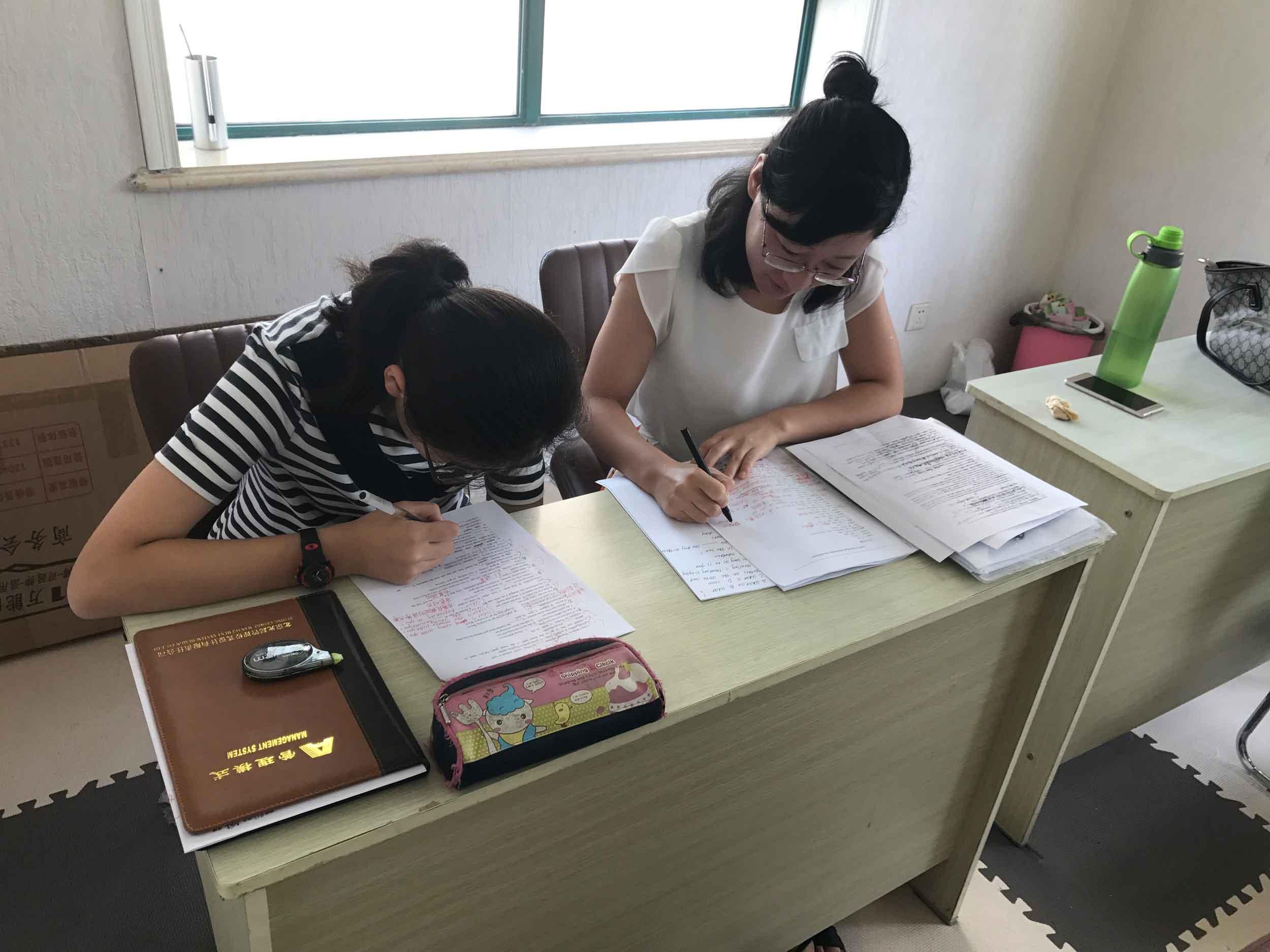 青島專業的小班授課,你值得信賴,李滄課外輔導小班