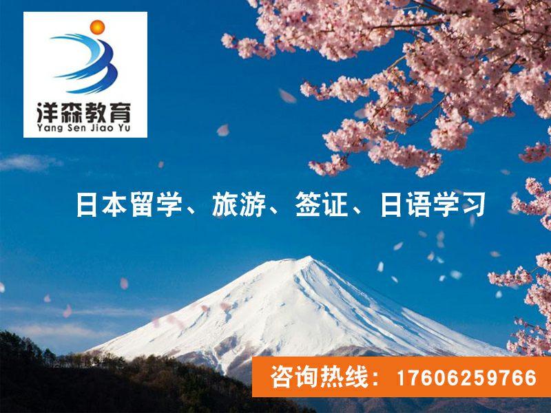 山东资深的日本留学服务哪里有,日本留学申请条件