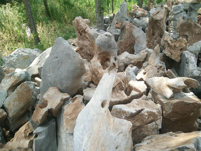 太湖石厂家-买耐用的太湖石,就来远程石业