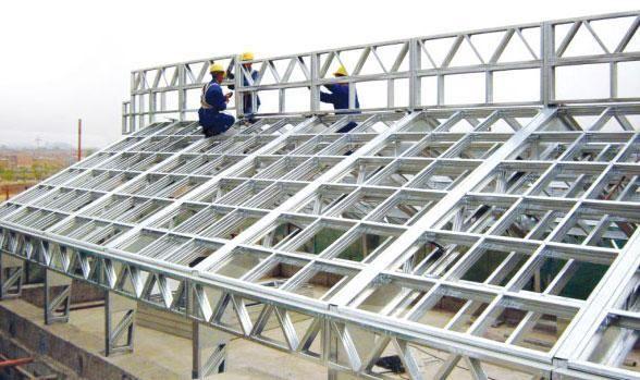 钢结构加工-辽宁钢结构厂家