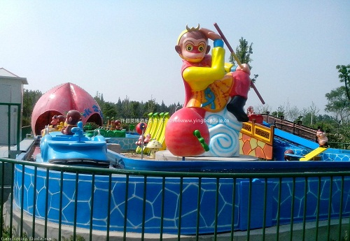 花果山漂流游乐设备当选英博游乐-小型果果漂流设备厂家