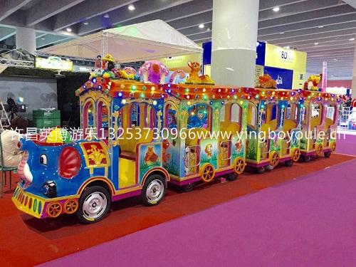 英博游乐专业的小火车儿童游乐设备批发——小火车儿童游乐设备