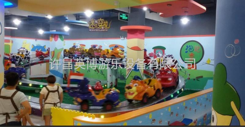 英博游乐专业供应立环跑车游乐设备 鹤壁游乐设备
