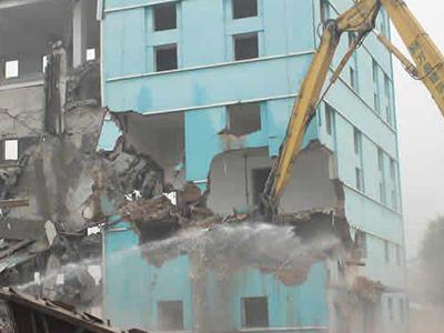 学校拆除-可信赖的宾馆拆除哪里有