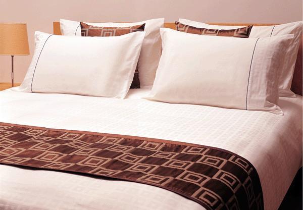 重慶酒店床上用品 大量供應出售實惠的酒店客房布草