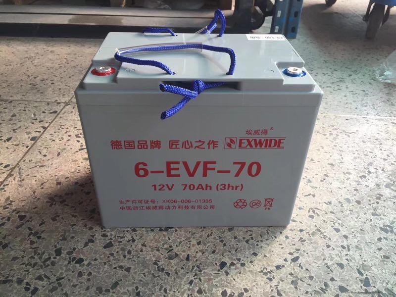 蓄电池EVF电池EVF电池厂家宁波电池EVF