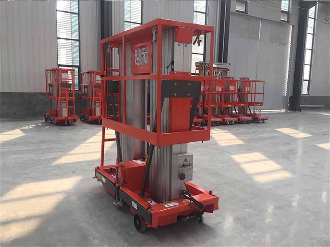 弘尼科技_质量好的人工移动铝合金升降机提供商 江苏人工移动型铝合金升降机生产厂家