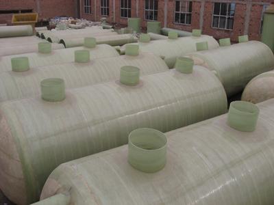smc化粪池 污水处理化粪池 模压玻璃钢化粪池厂