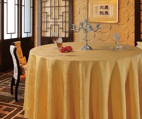 金昌兰州酒店台布-品牌好的酒店床上用品供应商当属时代荣江纺织