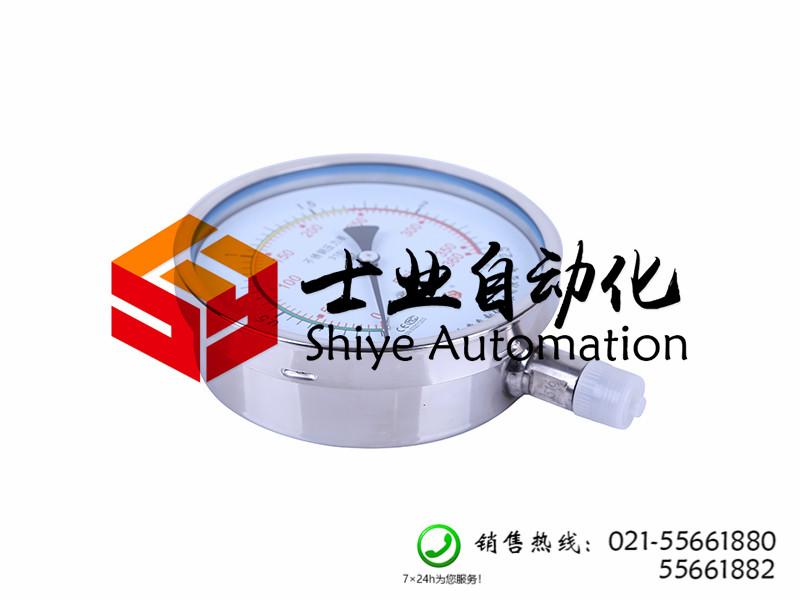 精锐的价格 买好用的316不锈钢压力表,就选士业自动化仪表