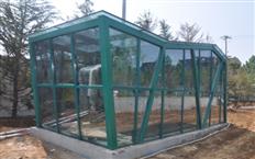 东莞钢结构阳光房施工资讯 钢结构阳光房施工专业公司
