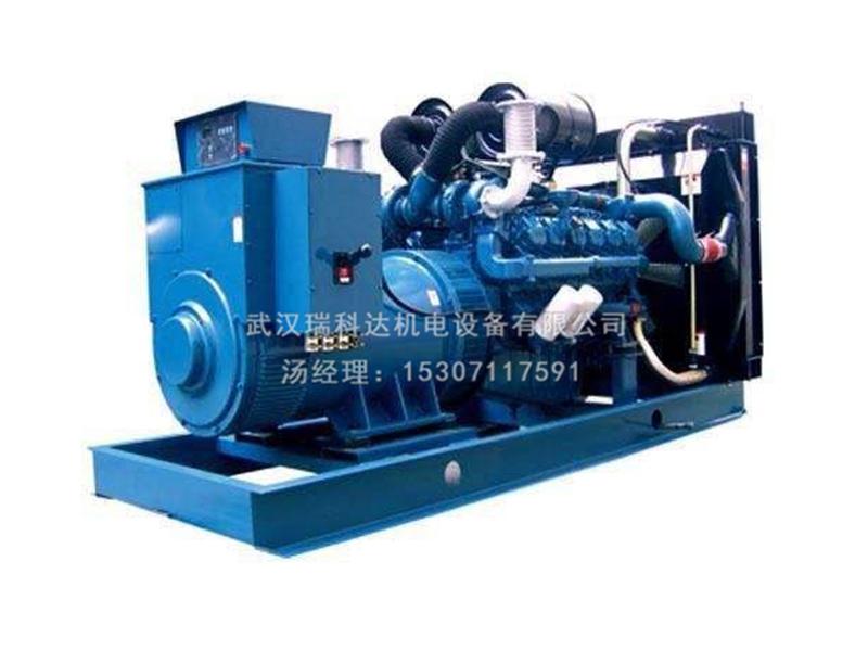 发电机组特点介绍 北京发电机组品牌