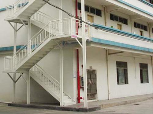 惠州钢结构楼梯 惠州钢结构楼梯施工方案