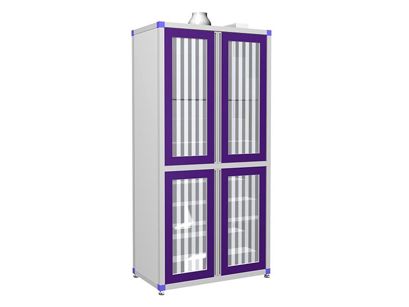 买实惠的药品柜当选华易达实验室装备——PP药品柜定制厂家