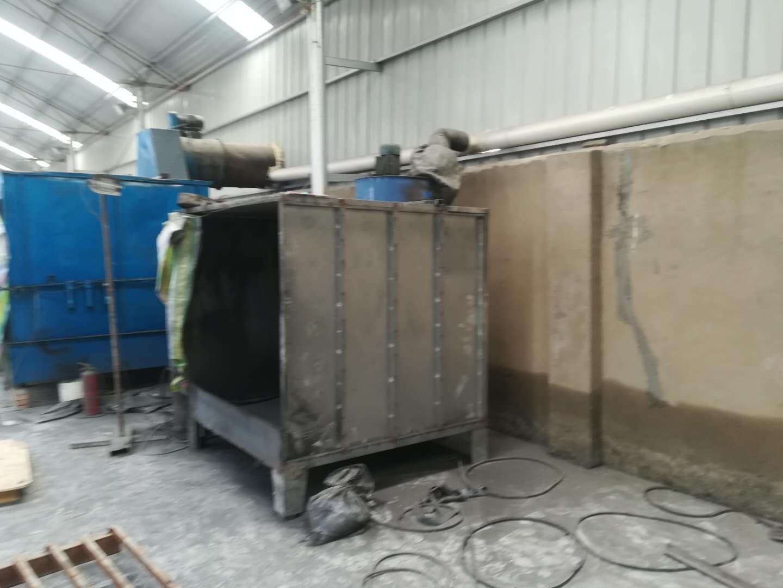 光明除尘设备供应价格合理的喷粉回收室——三门峡喷粉回收室报价