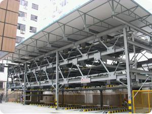 惠州钢结构立体车库|惠州钢结构立体停车场价格|惠州钢结构车库