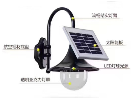 郴州LED太阳能路灯
