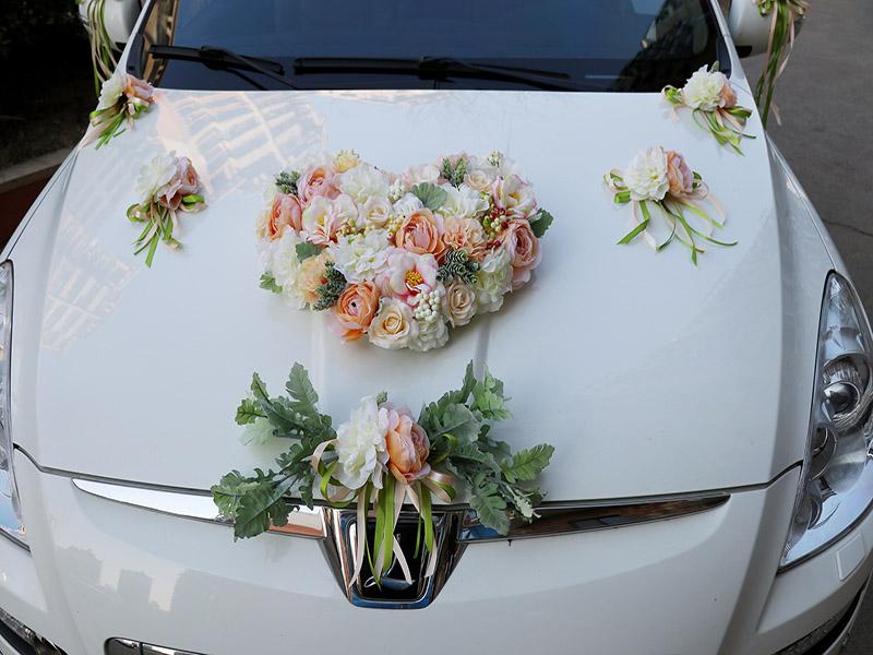 烟台婚庆道具哪家好-白云婚车装饰