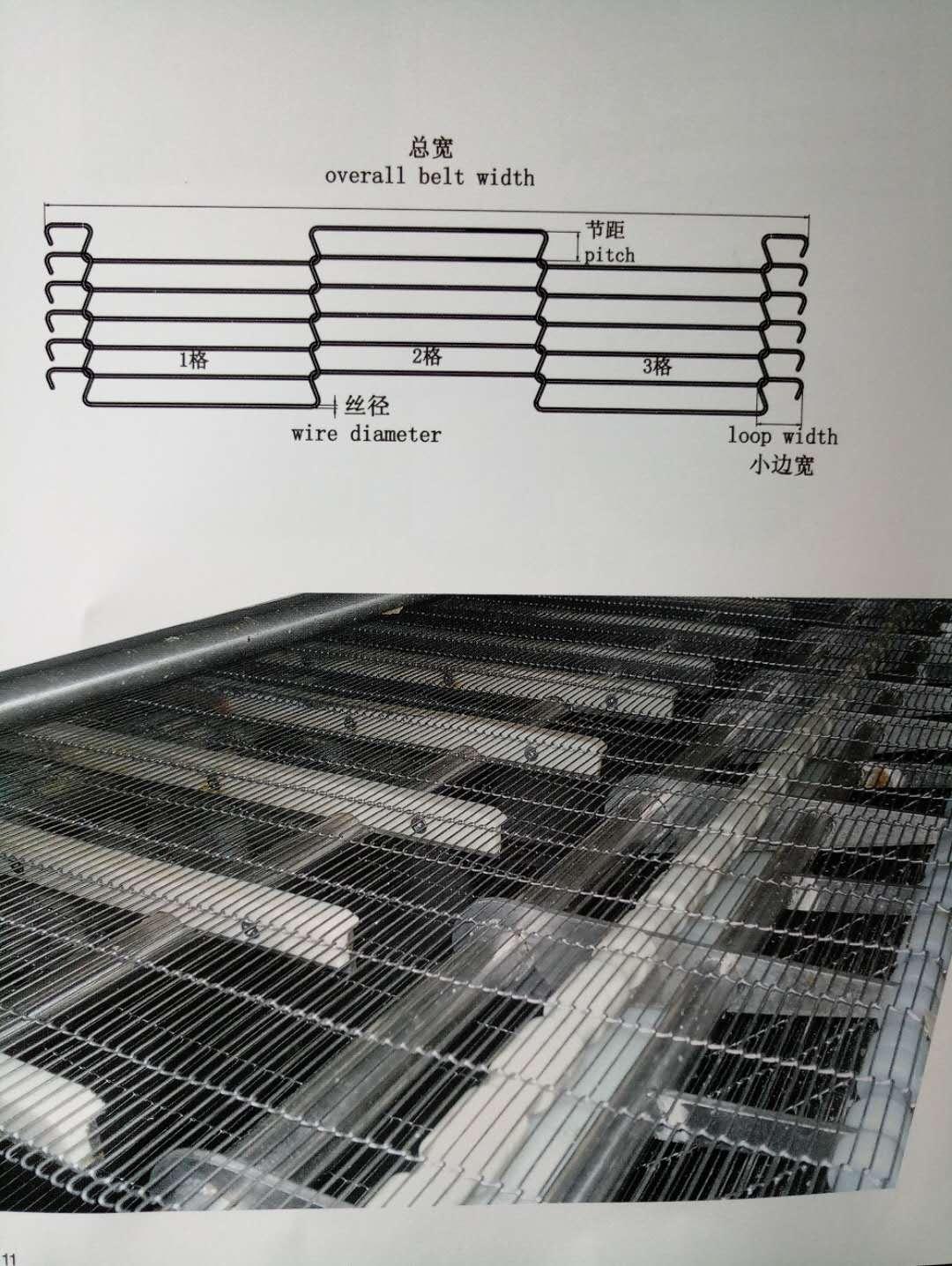 群龙网带提供有品质的乙型网带,乙型网带价格