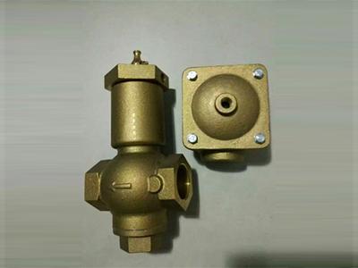 奉賢銅進氣閥報價-供應上海銅進氣閥
