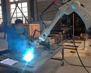青岛价位合理的焊接机器人哪里买 枣庄焊接机器人厂家直销
