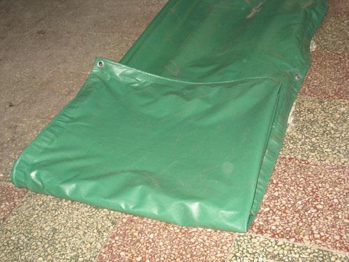 批发防水雨布 雨棚 帐篷雨布加工 防水帆布定做