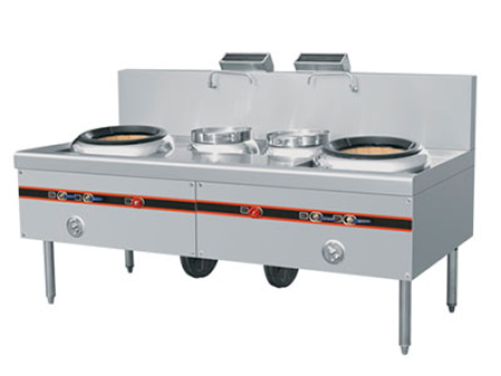 郴州酒店专用设备-郴州天和厨具提供有品质的电气两用双门蒸饭柜